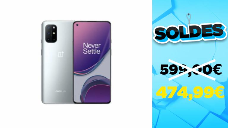 Soldes 2021 : Le OnePlus 8T 5G 128 Go 8 Go de RAM au meilleur prix - jeuxvideo.com