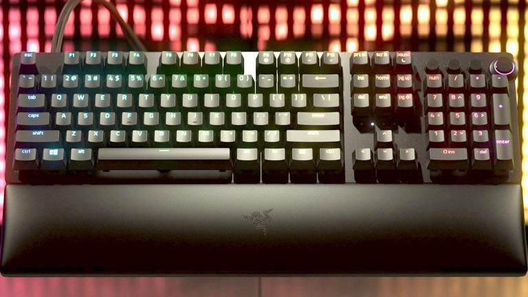 Test du Razer Huntsman V2 Analog : le clavier avec des touches