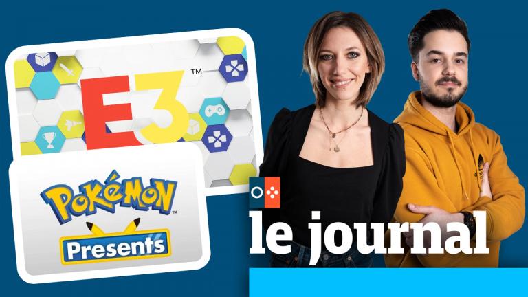 L'avenir des salons physiques et le bilan du Pokémon Presents à partir de 12h30 dans JV le journal