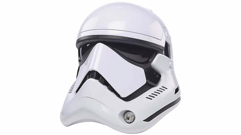 Casque Star Wars Stormtrooper en précommande chez Zavvi