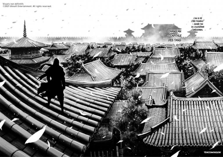 Assassin's Creed Dynasty : un manhua en approche chez Mana Books