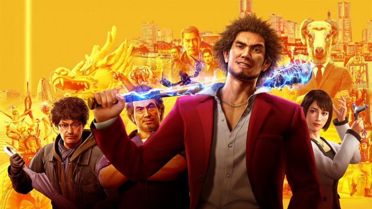 Yakuza Like a Dragon : la liste de trophées PS5 est disponible