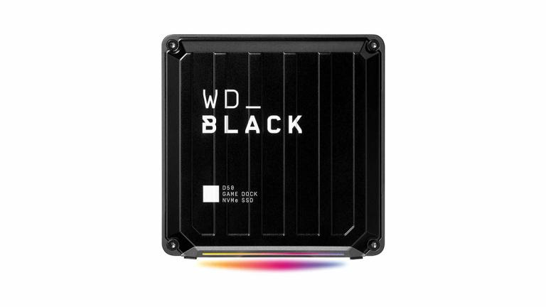 Achetez le WD Black D50 Game Dock au meilleur prix