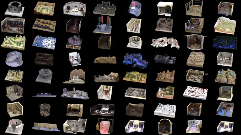 Fantasian sur Apple Arcade : le papa de Final Fantasy revient avec une perle du J-RPG à l'ancienne