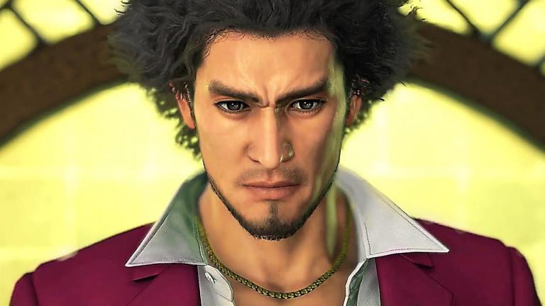 Yakuza : Like a Dragon - Un bug bloque la mise à niveau sur PS5
