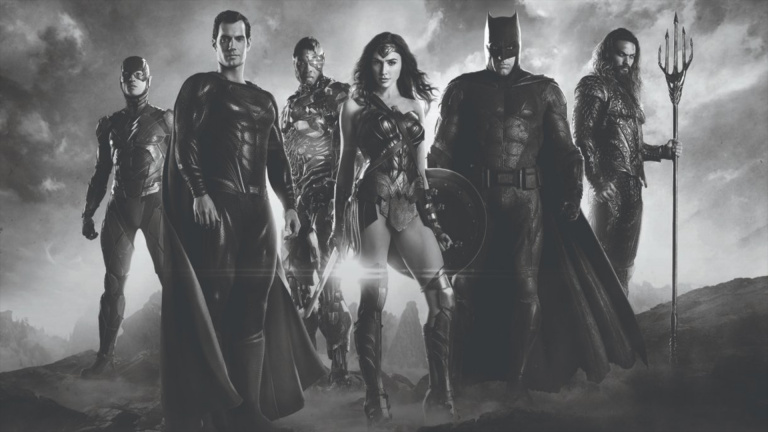 Justice League : La Snyder Cut datée en France - jeuxvideo.com