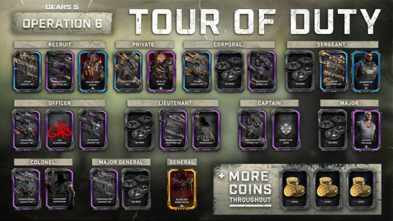 Gears 5 : l'Opération 6 est lancée
