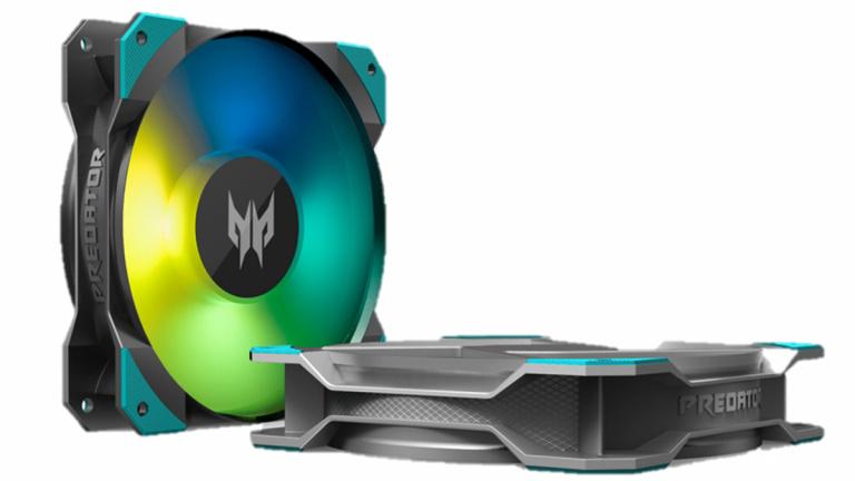 Acer se lance dans la vente de composants PC avec son ventilateur Predator FrostBlade - jeuxvideo.com