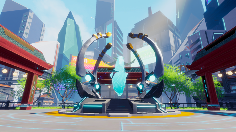 Zenith : The Last City, un