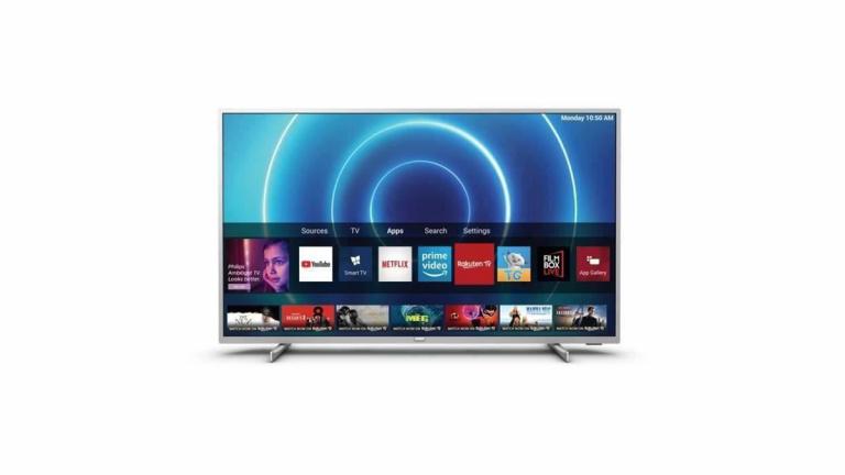 Promo Philips : TV LED 4K de 43 pouces à moins de 300€