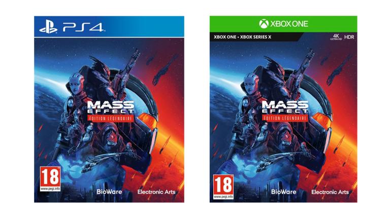 10€ de remise sur les précommandes pour Mass Effect Legendary