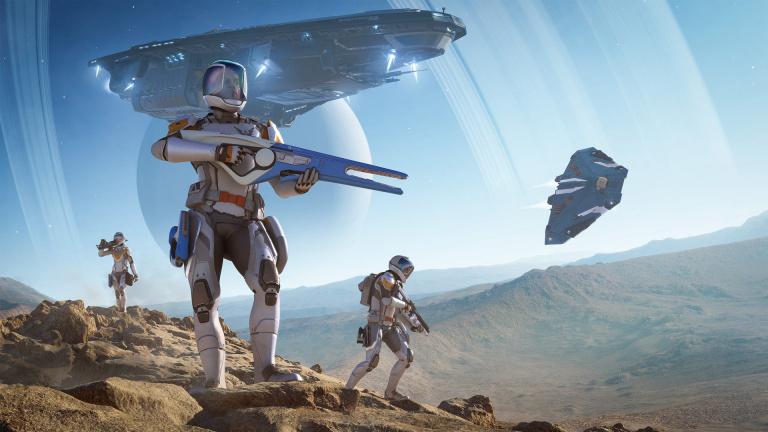 Elite Dangerous : Odyssey trouve enfin une date de sortie pour son alpha sur PC