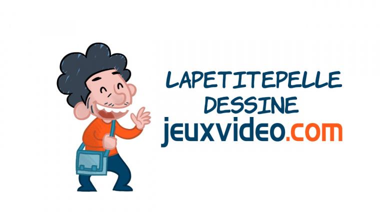 LaPetitePelle dessine Jeuxvideo.com - N°373
