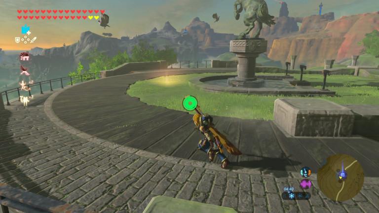 Où trouver le souvenir de Link n°10 ?
