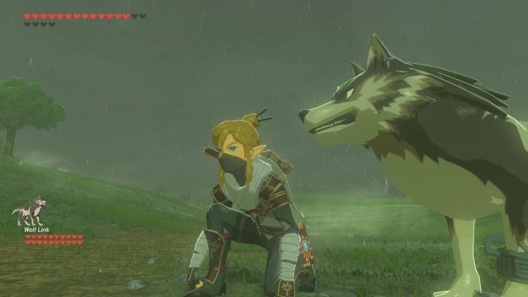 Link Loup (Twilight Princess)