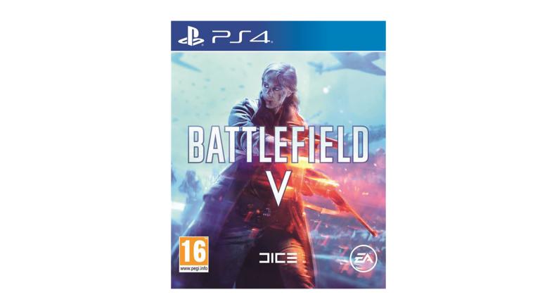 Battlefield V en réduction à -50%