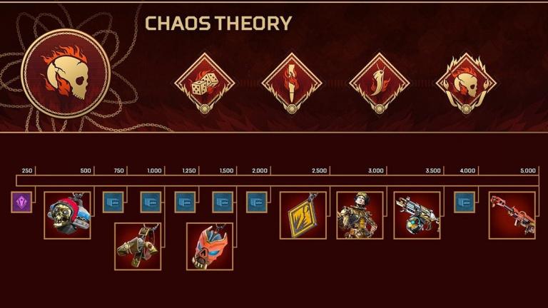 Apex Legends, saison 8 : Notre guide de l'évènement Théorie du chaos