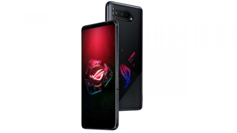Asus dévoile le ROG Phone 5, un smartphone