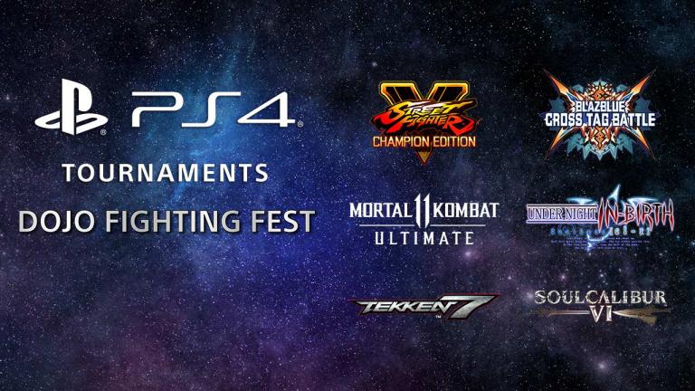 PS Competition Center : Gagnez votre PS5 dans le Dojo Fighting Fest !