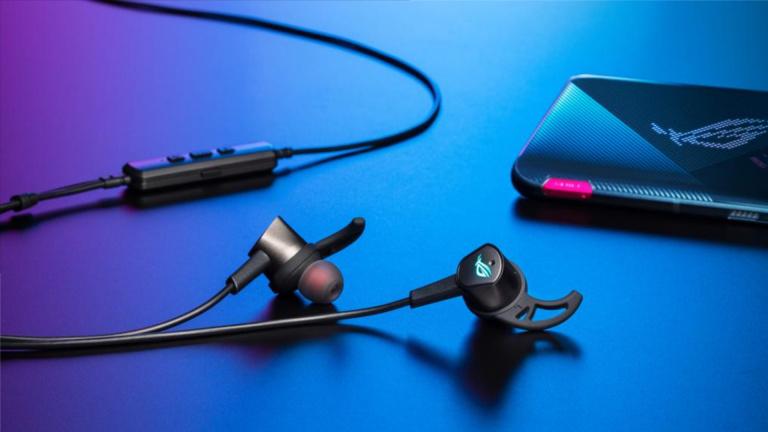 Asus présente 3 nouveaux casques et écouteurs pour le jeu