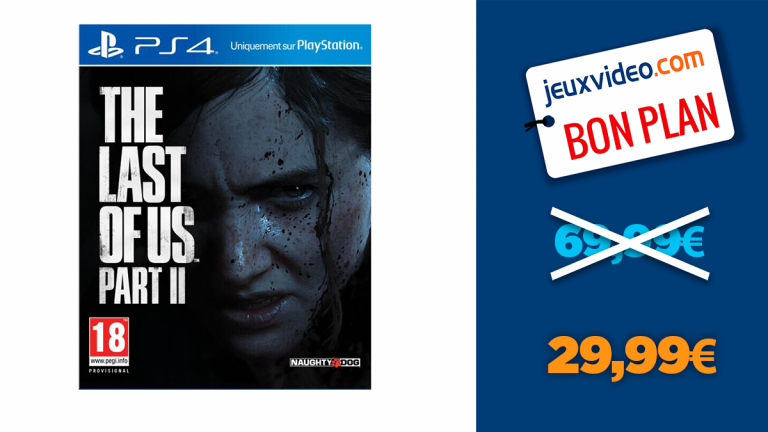 Promo PS4 : The Last Of Us Part II à prix imbattable