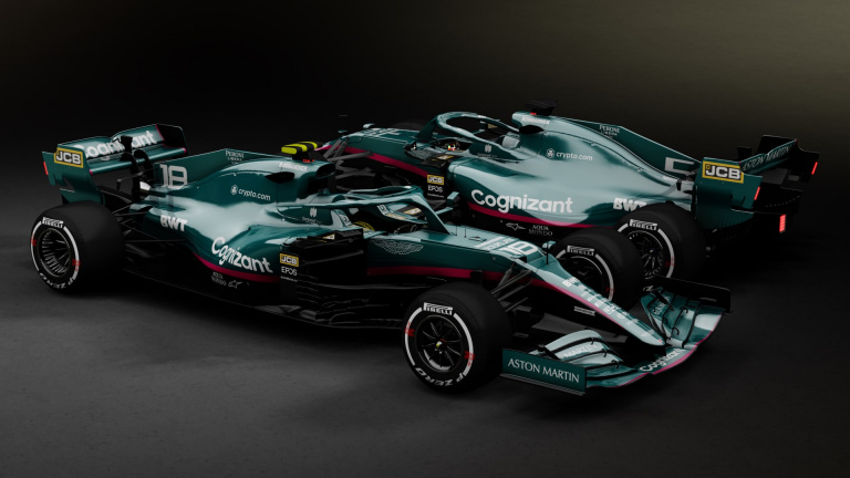 Assetto Corsa : les F1 de 2021 disponibles !