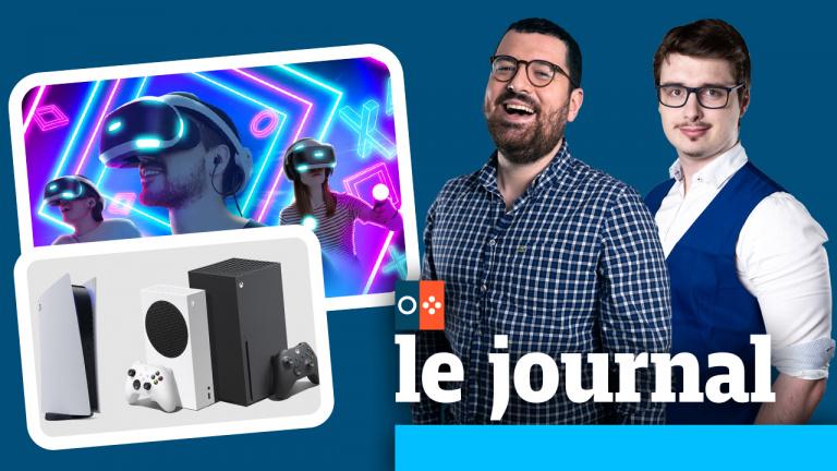 La VR va-t-elle trop loin ? On en parle dans JV le journal à partir de 12h30 - jeuxvideo.com