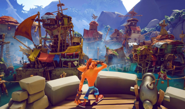 Crash Bandicoot 4, walkthrough: the game available on PS5 and Switch, find our complete guide