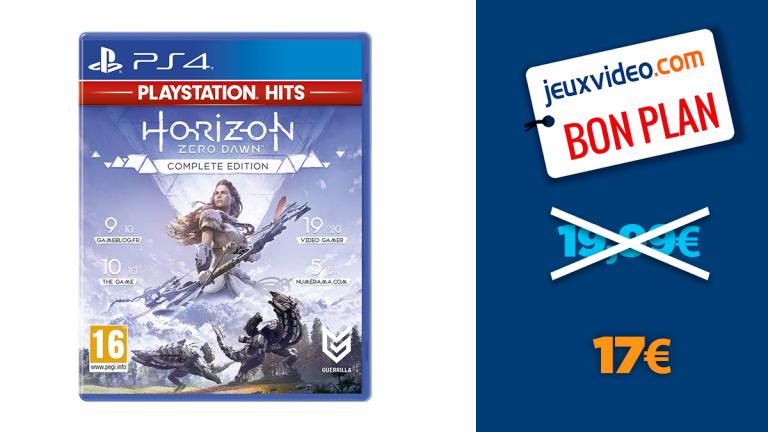 -15% sur Horizon Zero Dawn Complete Edition