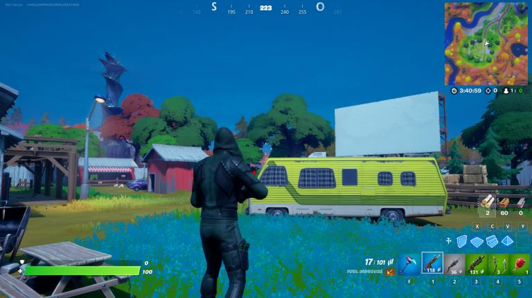 Fortnite, saison 6 : la nouvelle carte et ses changements, notre guide
