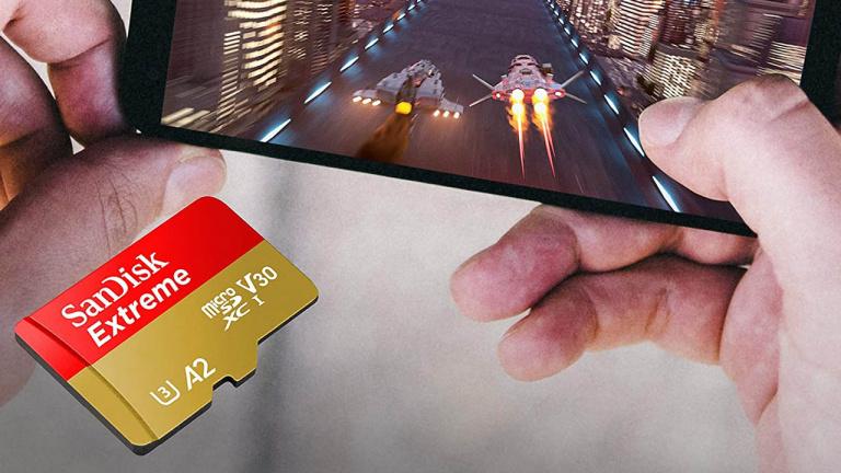 Les meilleures offres de cartes microSD pour votre Nintendo Switch ou votre smartphone