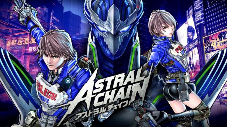 Astral Chain en promotion de 39% chez Amazon