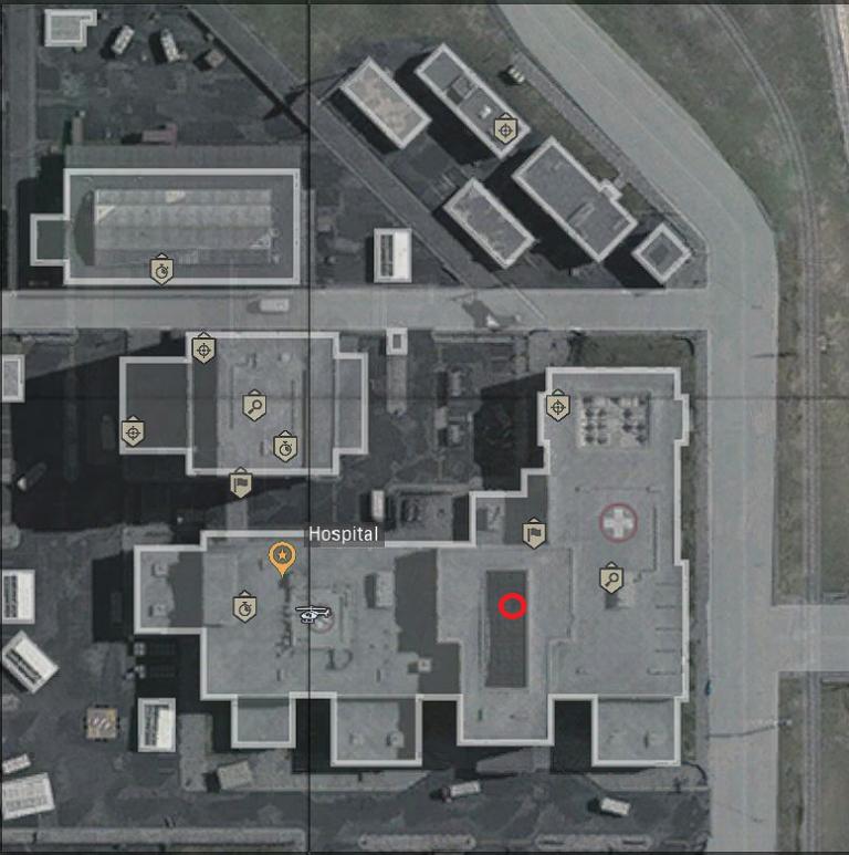 Call of Duty Warzone, saison 2 Black Ops, événement : les zombies désormais présents à l'hôpital !
