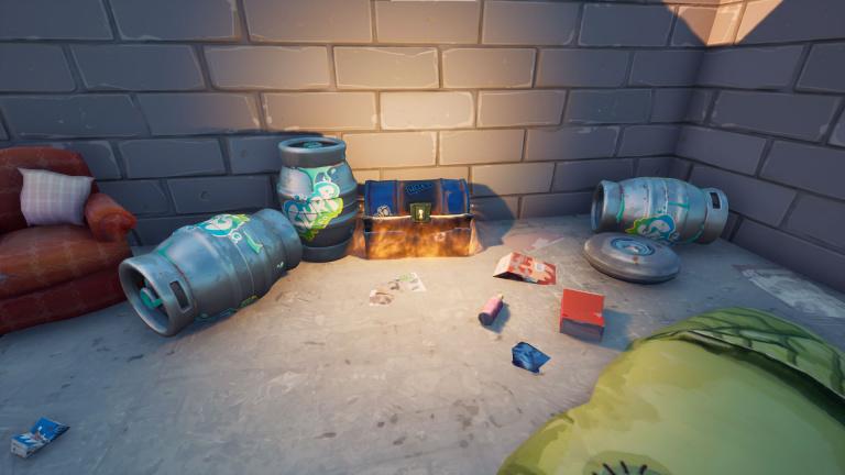 Fortnite, saison 6 : Trouver tous les coffres de bunker, notre carte et notre guide