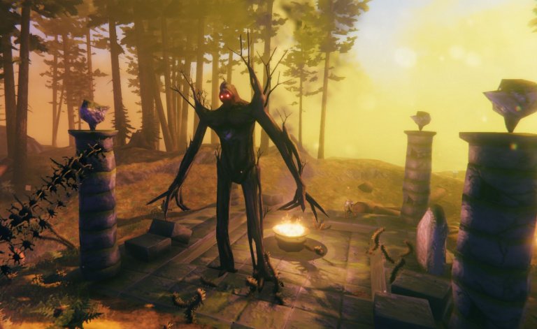 Valheim : trouver du fer, notre guide