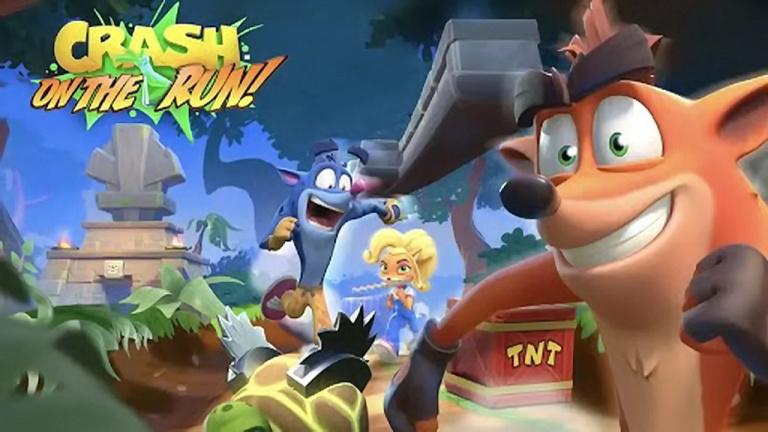 Crash Bandicoot on the Run : Quelles sont les astuces à connaître pour s'optimiser ? Notre guide