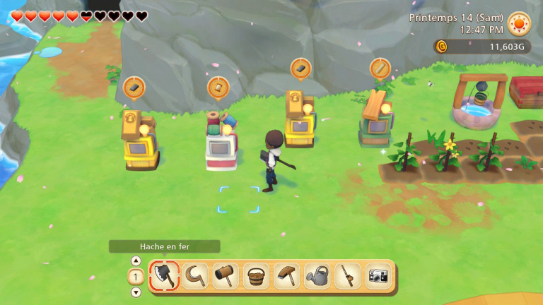 Story of Seasons Pioneers of Olive Town, solution complète : retrouvez tous nos guides