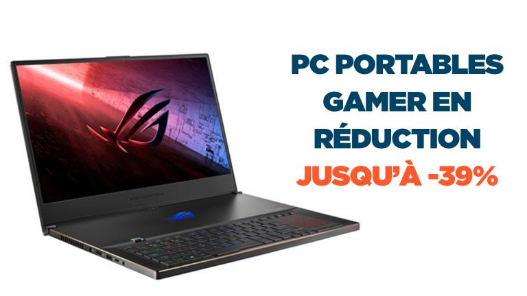 PC Portable Gamer : destockage massif allant jusqu'à -39%