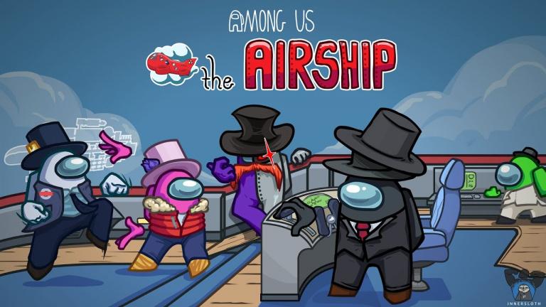 Among Us, Airship : notre guide de la nouvelle carte