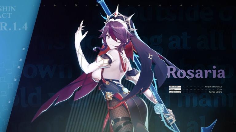 Genshin Impact, prochaine bannière : de nouveaux personnages en chance d'obtention améliorée, notre guide