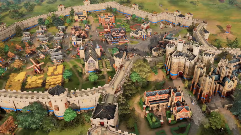 Age of Empires IV : une histoire qui risque de durer...