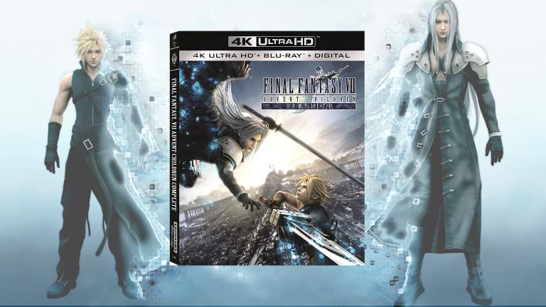 FFVII Advent Children : ouverture des précommandes du Blu-Ray 4K
