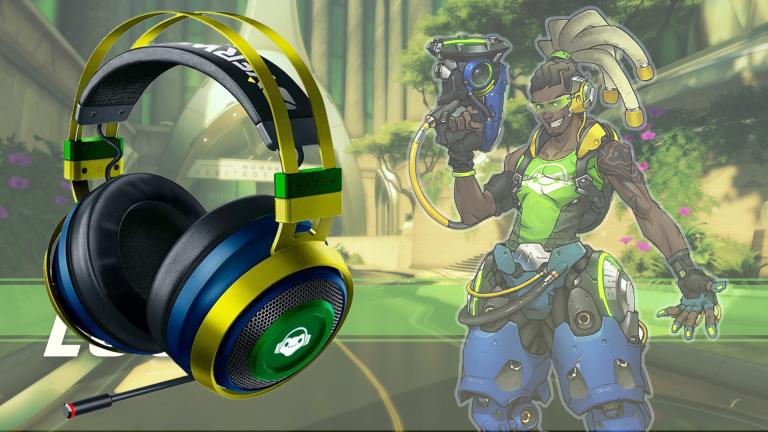 Le casque gamer Razer Nari Overwatch Lúcio de retour au meilleur prix