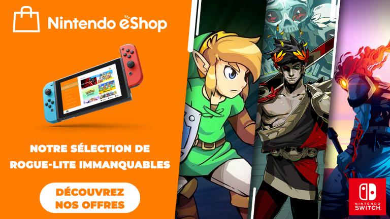 Nintendo eShop : Découvrez notre sélection de rogue-lite immanquables !