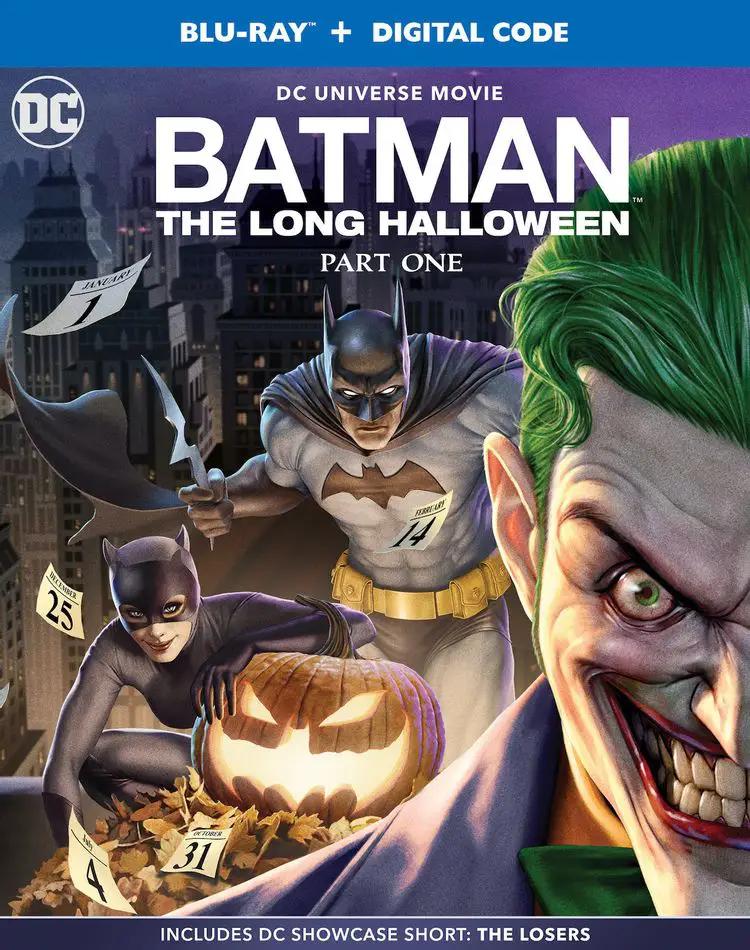 Batman : Un Long Halloween - Date de sortie, intrigue, voilà ce que l'on sait