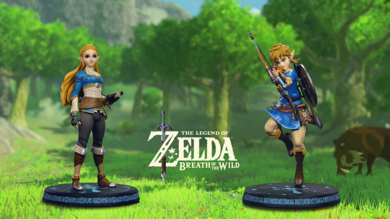 Zelda Breath of the Wild : First 4 Figures annonce une nouvelle statuette