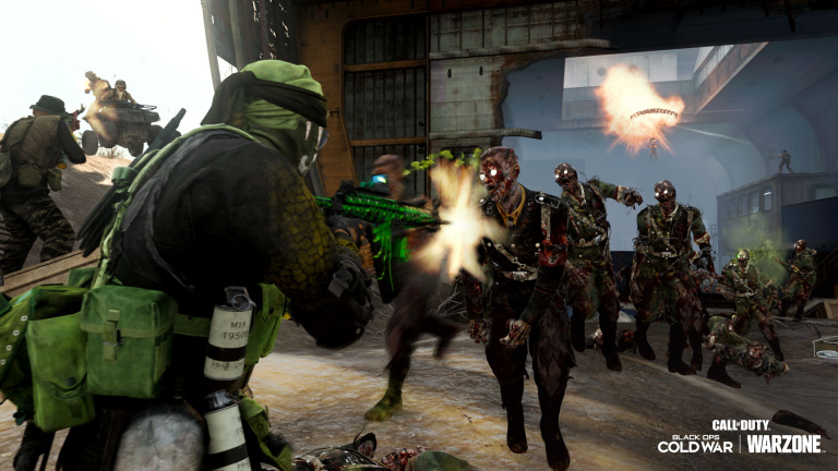Call of Duty Warzone, saison 2 Black Ops : les zombies débarquent au Superstore !
