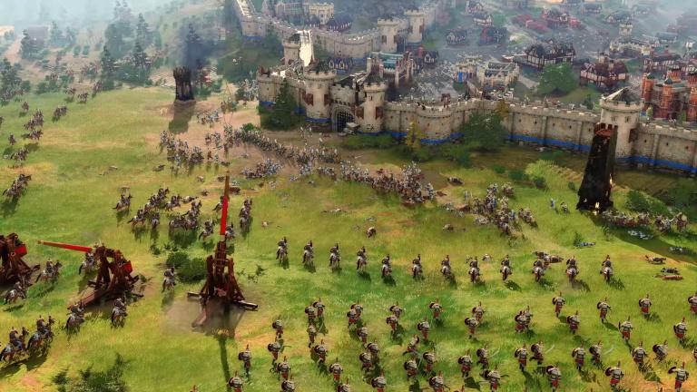 Age of Empires 4 se trouve une date de sortie