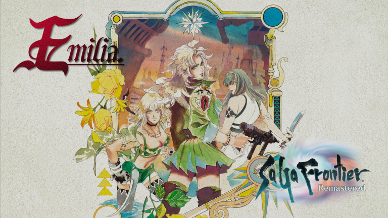 SaGa Frontier Remastered : Plus accessible que le J-RPG culte !