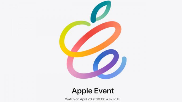 [MAJ] Apple : Siri dévoile une keynote pour le 20 avril